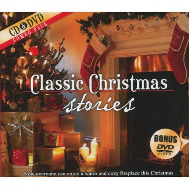 Classic Christmas Stories (includes Dvd) (digi-pak)
