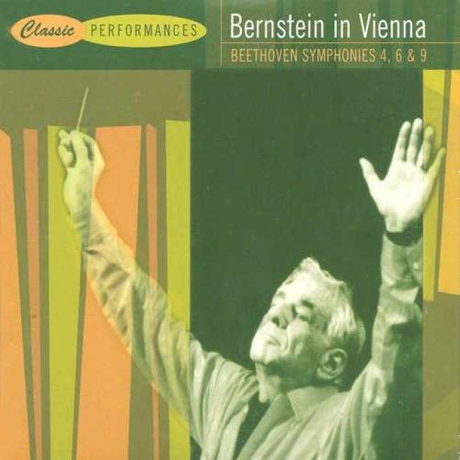 Classic Performances- Bernstein In Vienna -beethoven