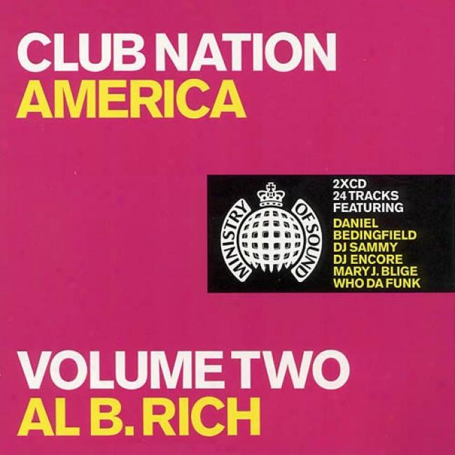 Club Nation: America, Vol.2 (2cd) (cd Slipcase)