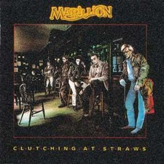 Clutching At Straws (special Edition) (2cd) (remaster)