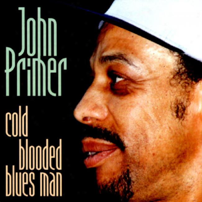 Copd Blooded Blues Man: Chicago Blues Session Vol.39