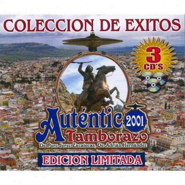 Coleccion De Exitos: Autentico Tamborazo 2001 (limited Edition) (3cd)