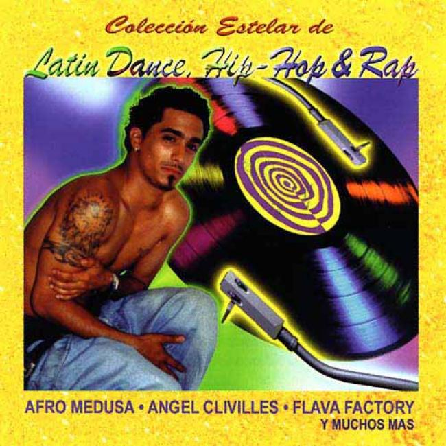 Coleccion Estelar De Latin Dance, Hip-hop And Rap
