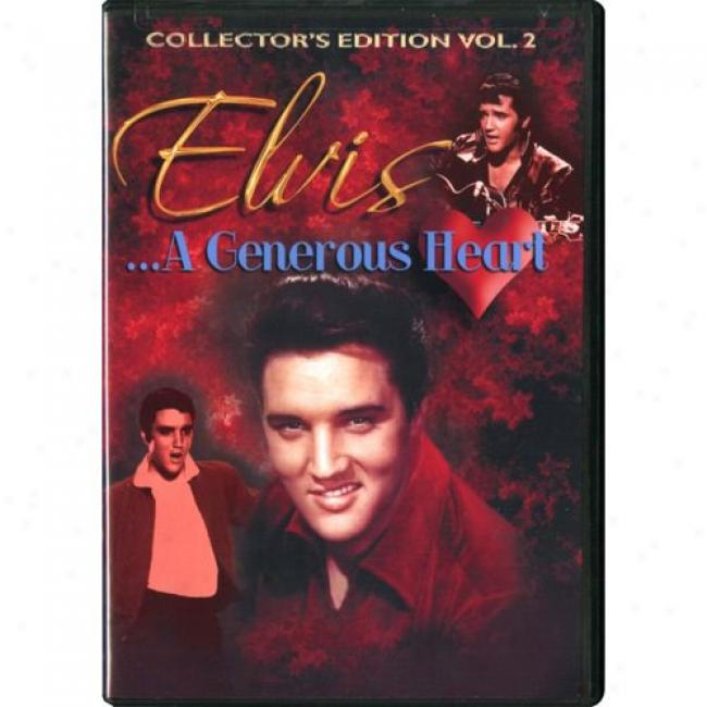 Collector's Edition: A Generous Heart, Vol.2 (music Dvd) (amaray Case)