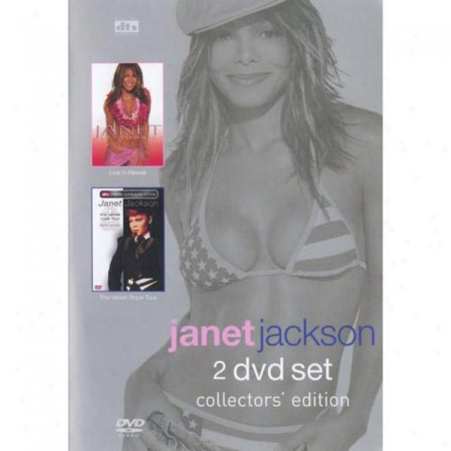 Collecto5's Edition: The Velvet Rope Tour/live In Hawaii (collectors Edifion) (2 Discs Music Dvd) (amaray Case)