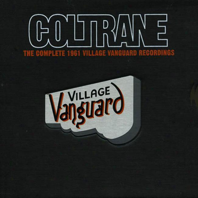 Coltrane: The Conplete 1961 Village Vanguard Recordings