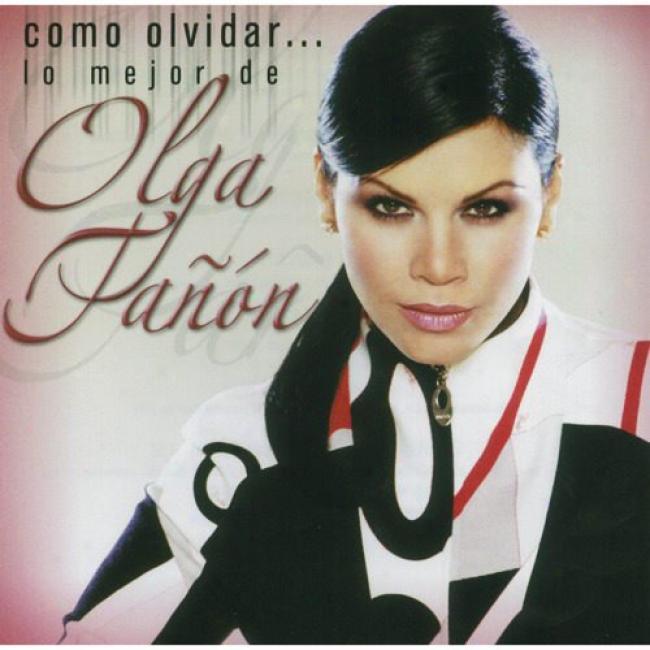 Como Olvidar...lo Mejor De Olga Tanon (includes Dvd)