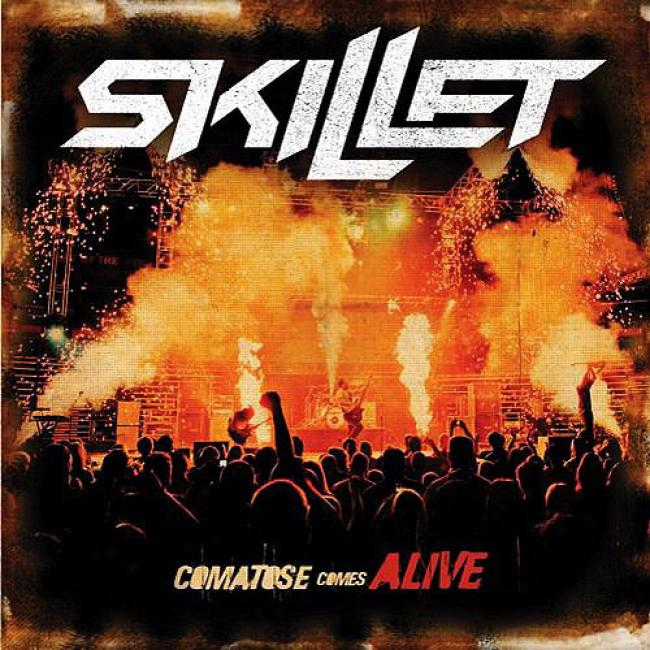 Comotose Com3s Alive (includes Dvd) (enhanced Cd)
