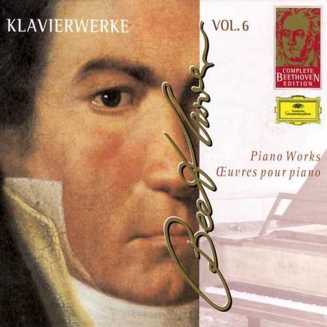 Complete Beethoven Edition Vol.6 - Piano Works