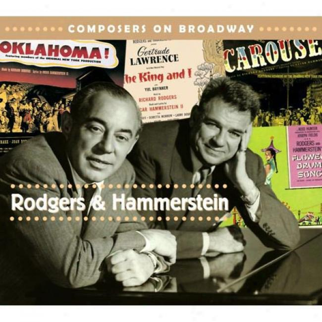 Composers On Broadway: Rodgers & Hammerstein (digi-ak)