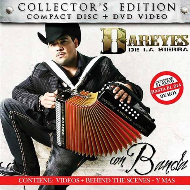Con Banda (collector's Edition) (includes Dvd)