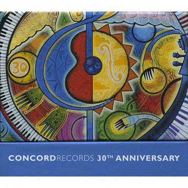 Concord Records 30th Anniversary (limited Edition)
