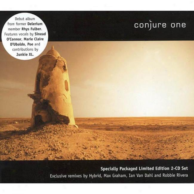 Conjure One (limited Edition) (2cd) (cd Slipcase)