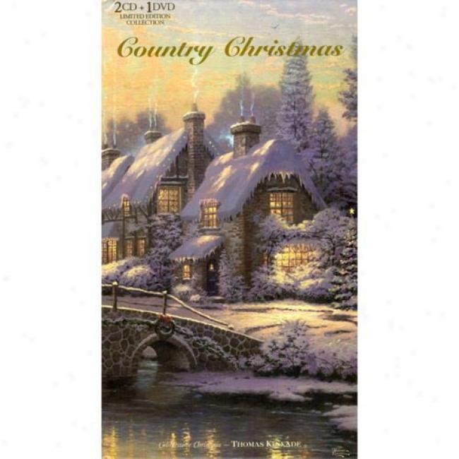 Country Christmas (limited Edition) (2 Disc Box Placed) (includes Dvd)