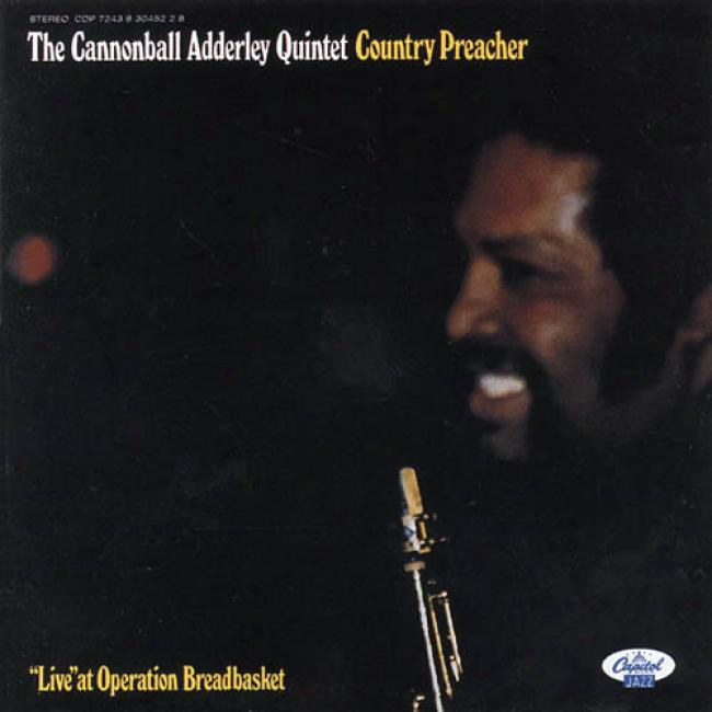 Country Preacher: Live At Operation Breadbasket