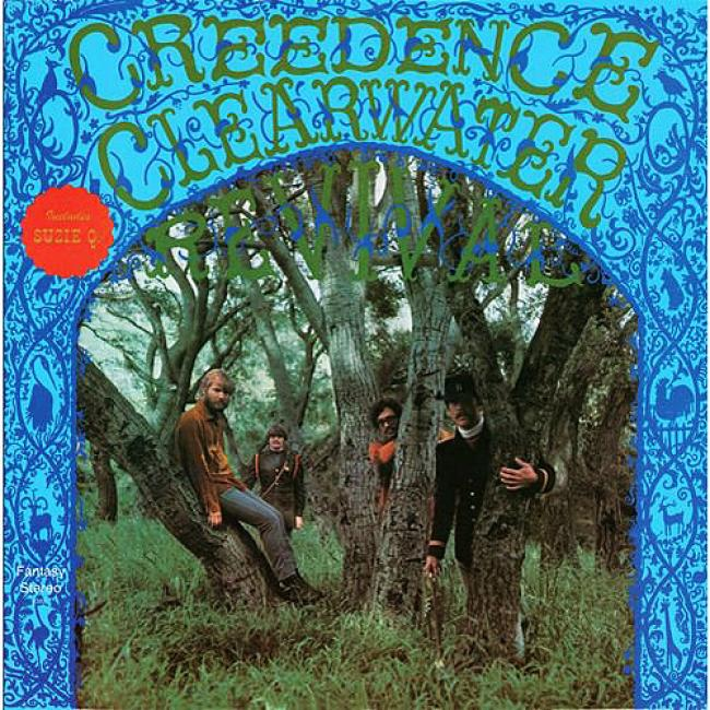 Creedence Clearwater Reproduction (40th Anniversary Edition) (remaster)