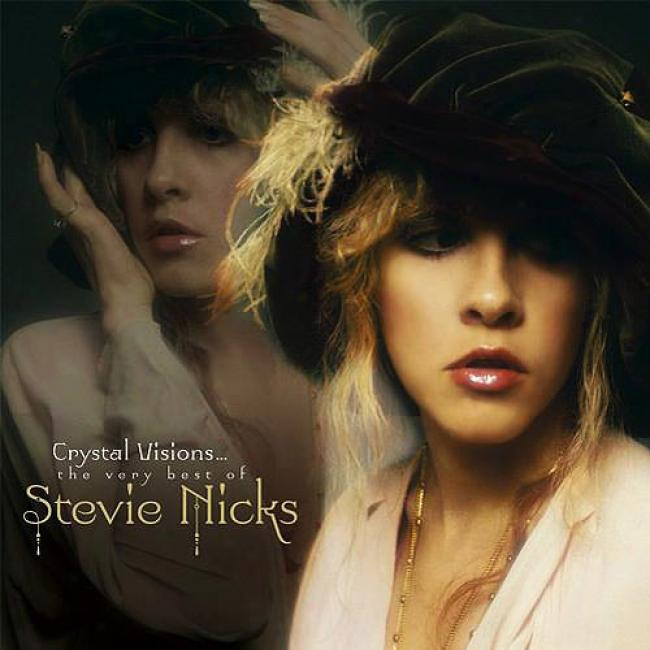 Crystal Visions... The Very Best Of Stevie Nicks (wal-mart Exclusive) (eco-friendly Package)