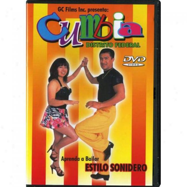 Cumbia Distrito Federal (music Dvd) (amaray Case)