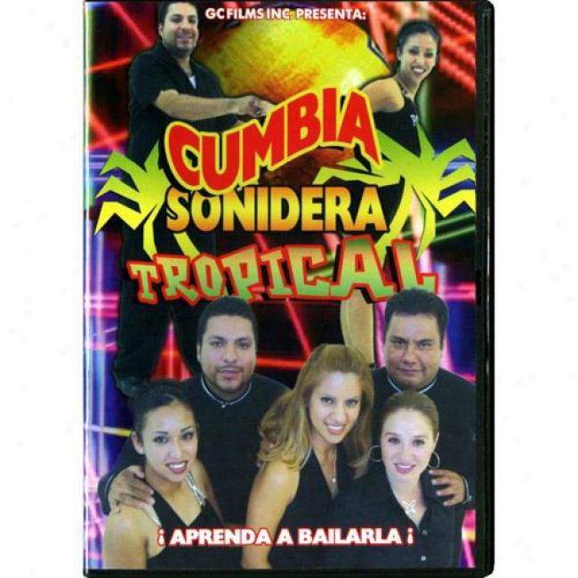 Cumbia Sonidera Tropical (music Dvd) (amaray Case)