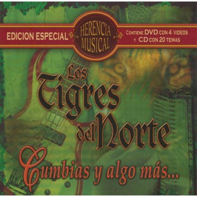Cumbias Y Algo Mas... (special Edition) (kncludes Dvd)