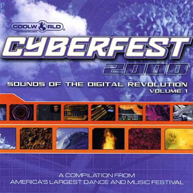 Cyberfest 2000: Sounds Of The Digital eRvolution Vol.1