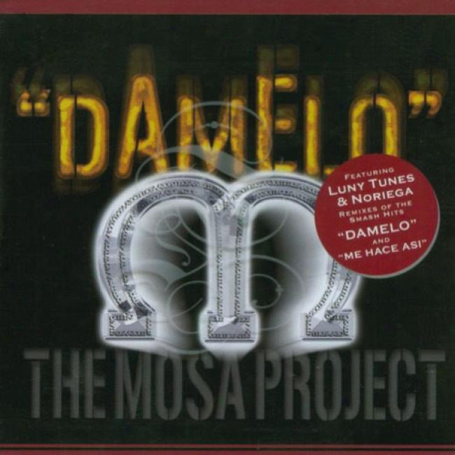 Damelo: The Mosa Project (edited) (cd Slipcase)