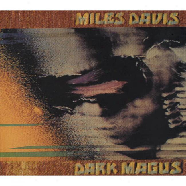 Dark Magus - Live At Carnegie (2cd) (remaster)