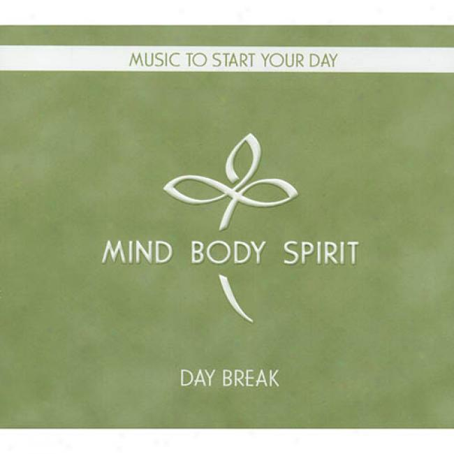 Day Brsak: Music To Start Your Day (cd Slipcase)