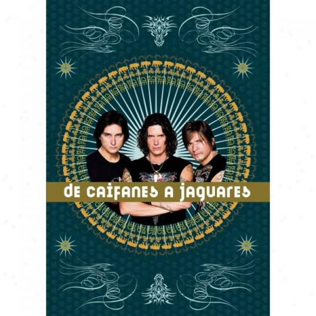 De Caifanes A Jagusres (music Dvd) (amaray Box)