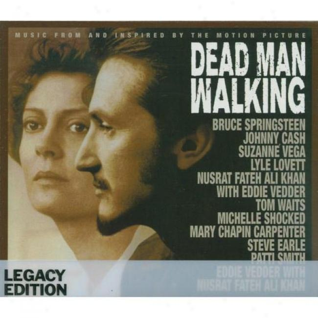 Dead Man Walking Soundtrack (includes Dvd) (digi-pak) (cd Slipcase)