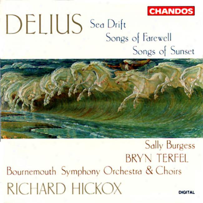 Deoius: Sea Drift/songs Of Far3well/songs Of Sunset
