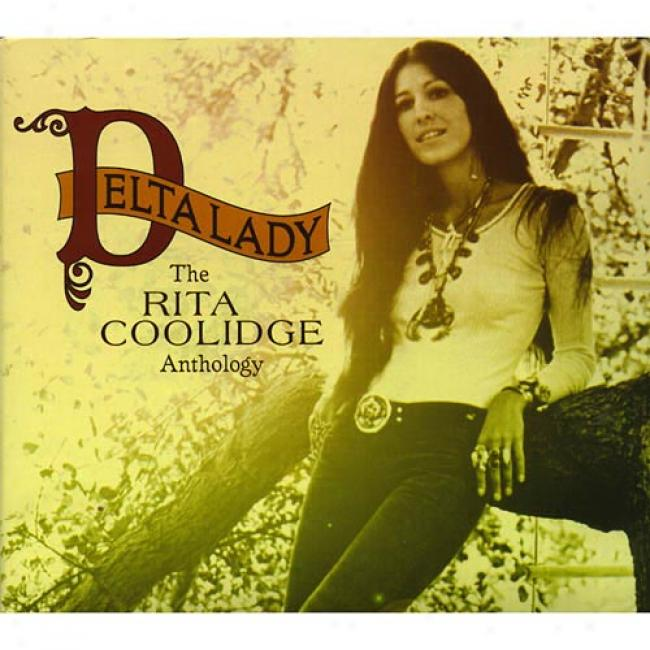 Delta Lady: The Rita Coolidge Anthology (2cd) (digi-pak)