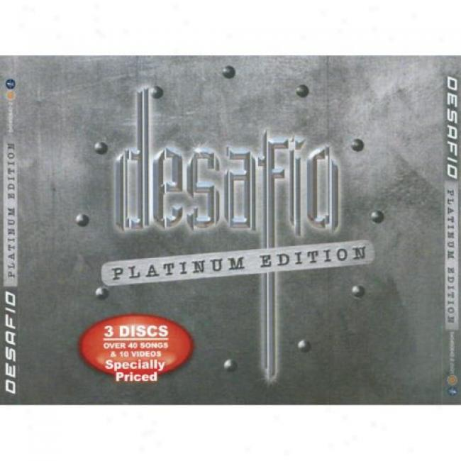 Desafio: Platinum Edition (2 Disc Box Set) (includes Dvd)