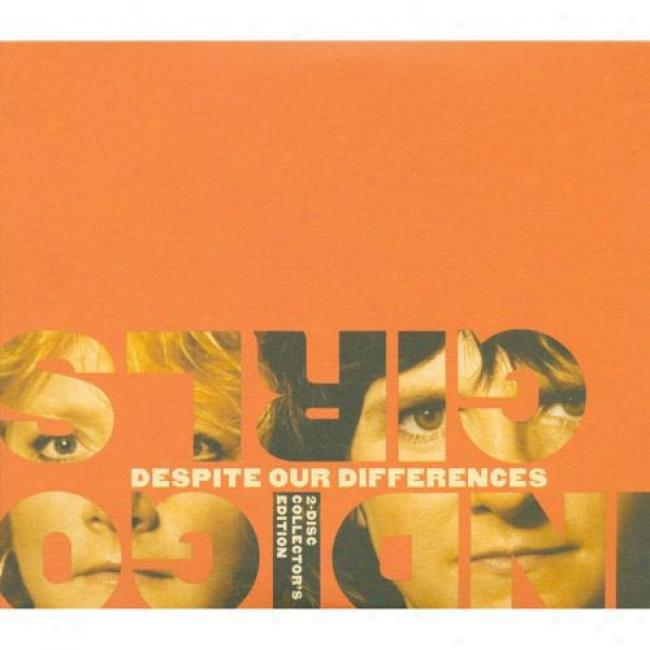 Despite Our Differences (collector's Edition) (2cd) (digi-pak)