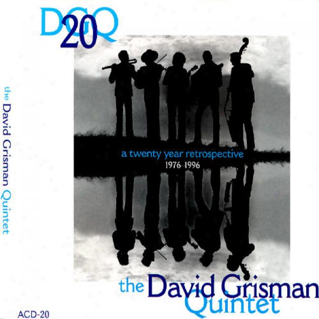 Dgq-20: A Twenty Year Retrospective 1976-1996 (3cd)