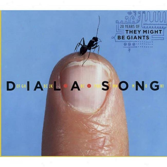 Dial-a-snog: 20 Years Of They Might Be Giants (remaster)