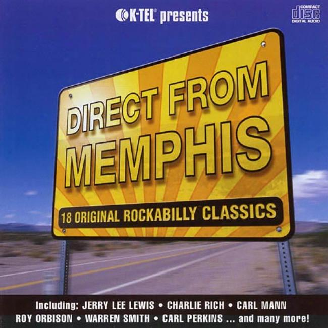 Direct From Memphis: 18 Original Rockabilly Classics