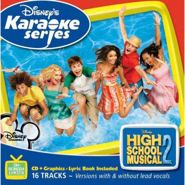 Disney's Karaoke Series: High School Musical 2