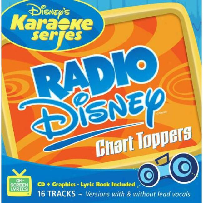 Disney's Karaoke Series: Radio Disney Chadt Toppers