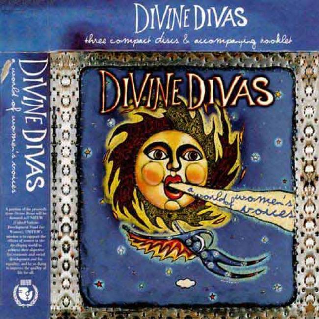 Divine Divas: A World Of Women's Voices (3cd) (cd Slipcase)