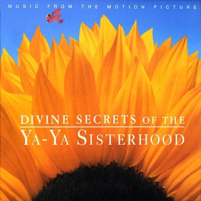 Divine Secrets Of The Ya-ya Sisterhood Soundtrack (digi-pak)