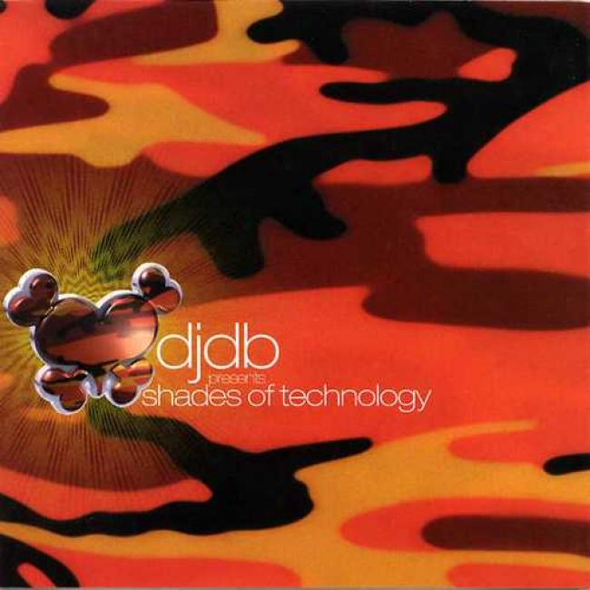 Dj Db Presents Shades Of Technology:_A Drum And Bass Journey