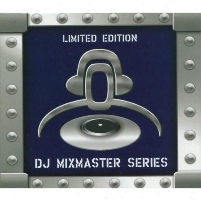 Dj Mixmaster Series (limited Issue ) (3 Disc Spar Set)