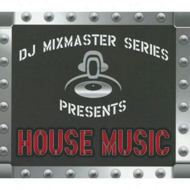 Dj Mixmaster Series Presents House Musci (limited Edition) (3 Disc Box Set)