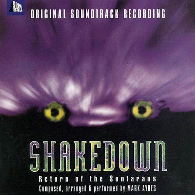 Doctor Who: Shakedown - Return Of The Sontarans Soundtrack