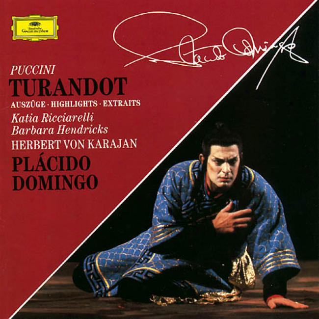 Domingo Edition - Puccini: Turandot Highlights