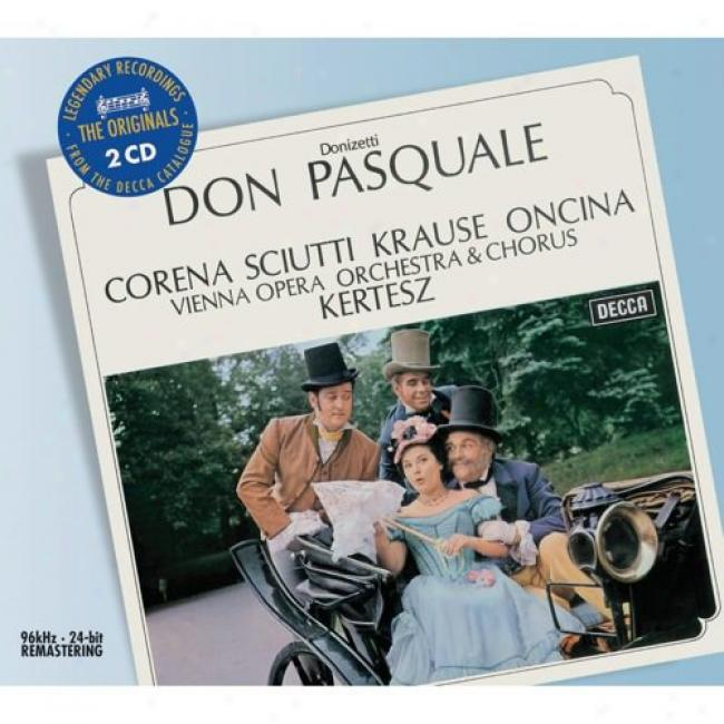 Donizetti: Put on Pasquale (2 Disc Box Set) (remaster)