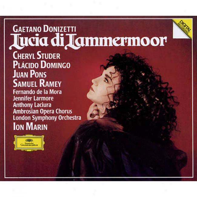 Donizetti: Lucia Di Lammermoor (2 Disc Box Set)