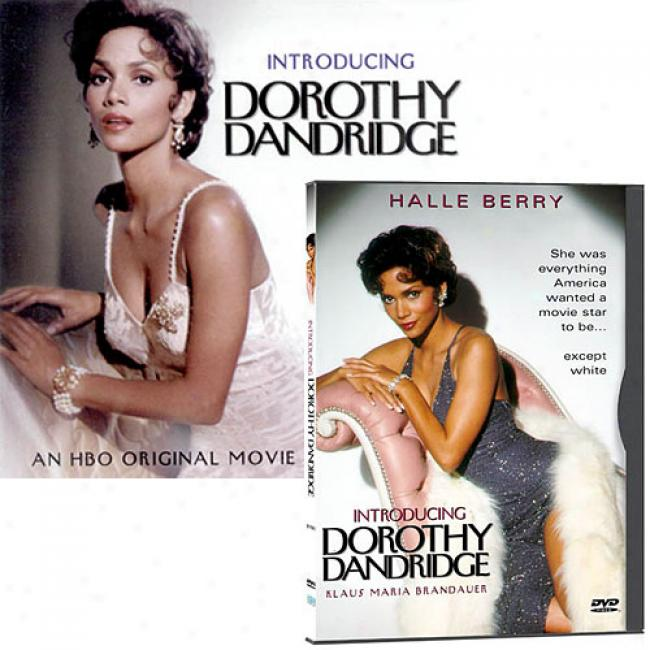 Dorothy Dandridge (dvd And Cd)