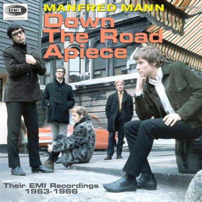Down The Road Apiece: Their Emi Recordings 1963-1966 (4 Disc Box Set) (remaster)